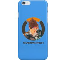 The Girl with Gift iPhone Case/Skin