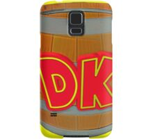 Donkey Kong Country - DK Barrel  Samsung Galaxy Case/Skin