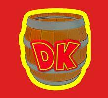 Donkey Kong Country - DK Barrel  Unisex T-Shirt
