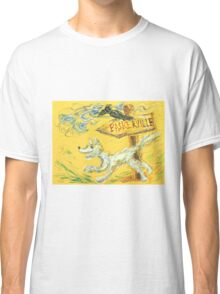 Baskerville: Sergei Lefert's drawing Classic T-Shirt