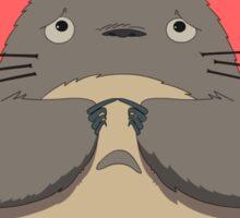 Hug Totoro Sticker