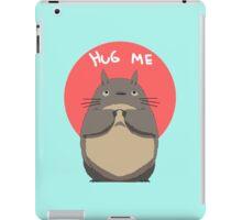 Hug Totoro iPad Case/Skin