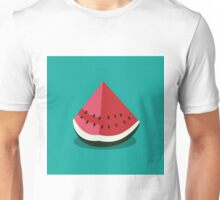 Watermelon wedge Unisex T-Shirt