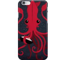 Kraken Attaken iPhone Case/Skin