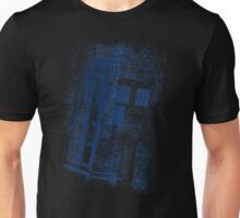 Big Blue Box Unisex T-Shirt