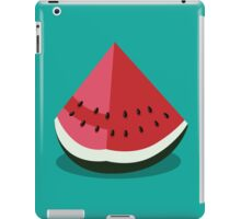 Watermelon wedge iPad Case/Skin