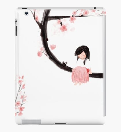 Blossom Girl iPad Case/Skin