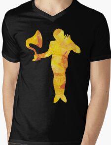 Big Time Mens V-Neck T-Shirt