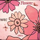 Flower Power Pink by Jenny Davis