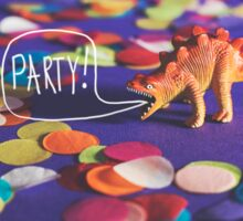 Party Animal! Sticker