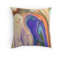 Spiritual Sprouts Throw Pillow