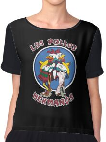 -BREAKING BAD- Los Pollos Hermanos Chiffon Top