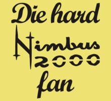 Die hard Nimbus 2000 fan One Piece - Short Sleeve