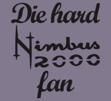Die hard Nimbus 2000 fan Kids Tee