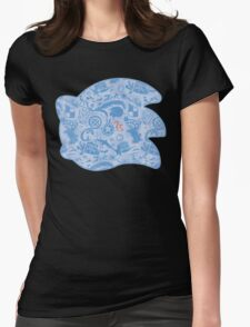 25yo Hedgehog! Womens Fitted T-Shirt
