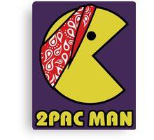 -MUSIC- 2Pac Man Canvas Print
