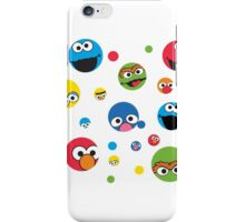 Sesame Street iPhone Case/Skin