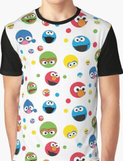 Sesame Street Graphic T-Shirt