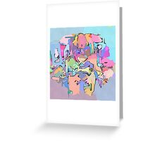 Abstract 61 Greeting Card