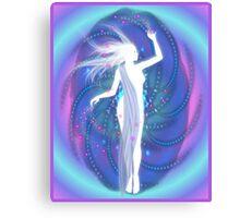 Auraways - Creation Canvas Print
