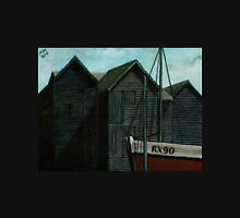 Net Huts and Boat Unisex T-Shirt
