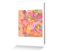Abstract 62 Greeting Card