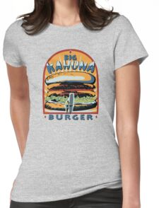 -TARANTINO- Big Kahuna Burger Womens Fitted T-Shirt