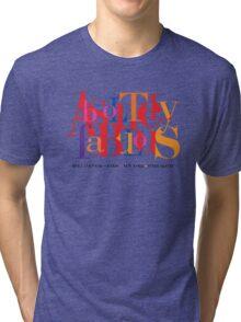 Absolutely Fabulous Holland Park Tri-blend T-Shirt