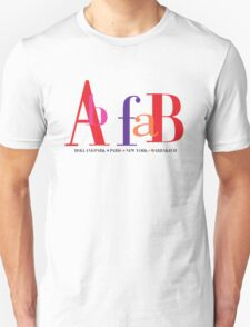 Ab Fab - Holland Park Unisex T-Shirt