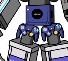 Nintendo Megazord ver 2 Sticker