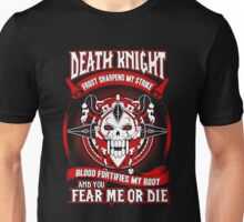 Death Knight Frost Sharpens My Strike - Wow Unisex T-Shirt