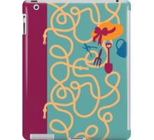 Garden Summertime iPad Case/Skin