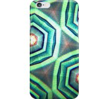 tropical illusions iPhone Case/Skin