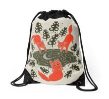The Gathering Drawstring Bag