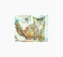 Owl-Cat: Sergei Lefert's drawing Unisex T-Shirt