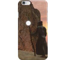 Mountain Lair Dare Ye Pass iPhone Case/Skin