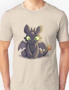 Little Dragon Plush T-Shirt