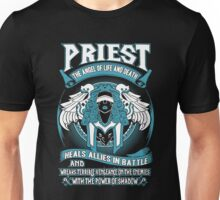 Priest The Angel Of Life And Death - Wow Unisex T-Shirt
