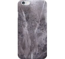 salted ice iPhone Case/Skin