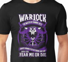Warlock The Master Of Demonic Arts - Wow Unisex T-Shirt