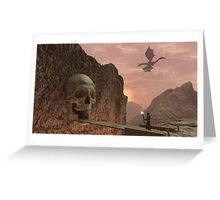 Mountain Lair Greeting Card