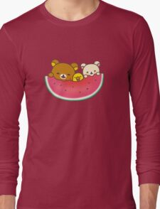 Cute bear Long Sleeve T-Shirt