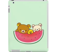 Cute bear iPad Case/Skin