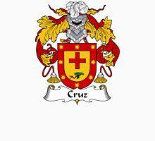 Cruz Coat of Arms/Family Crest Unisex T-Shirt