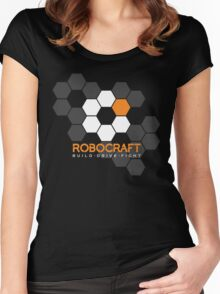 ROBOCRAFT HEX Women's Fitted Scoop T-Shirt