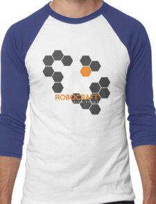 ROBOCRAFT HEX Men's Baseball ¾ T-Shirt
