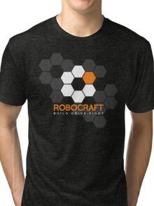 ROBOCRAFT HEX Tri-blend T-Shirt