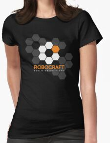 ROBOCRAFT HEX Womens Fitted T-Shirt