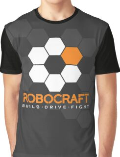 ROBOCRAFT HEX Graphic T-Shirt