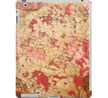 Rusty in Red iPad Case/Skin